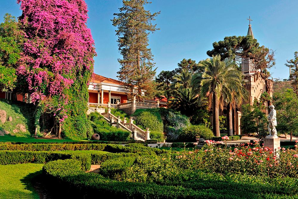 Casa Real Hotel, Şili, Şarap Hoteli