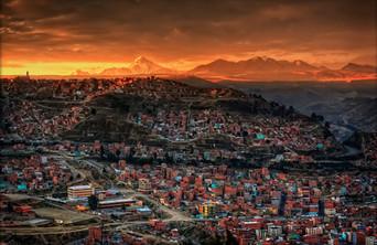 La Paz, Bolivy