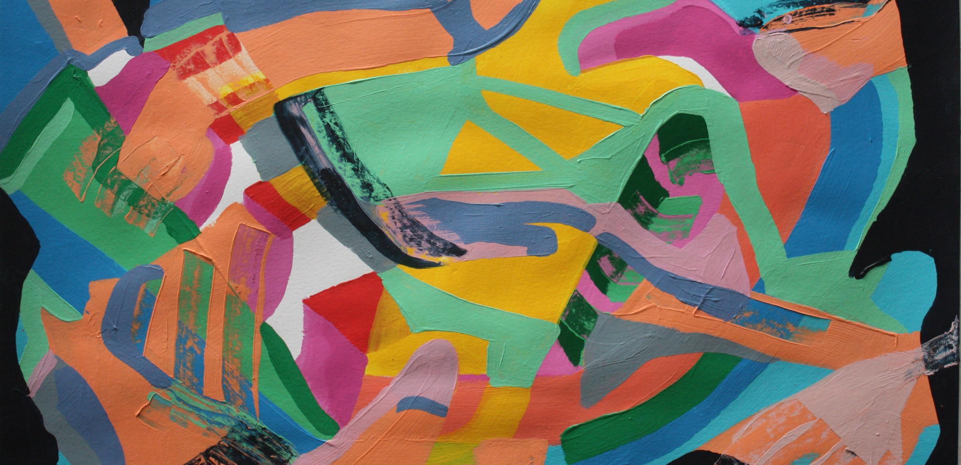 Rueda difuso - Confused wheel