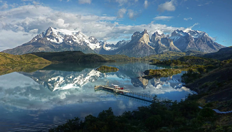 Patagony Turu, Torres del Pane Turu