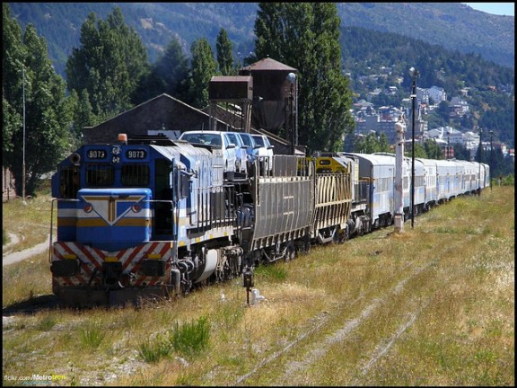 Güney Amerika Trenleri