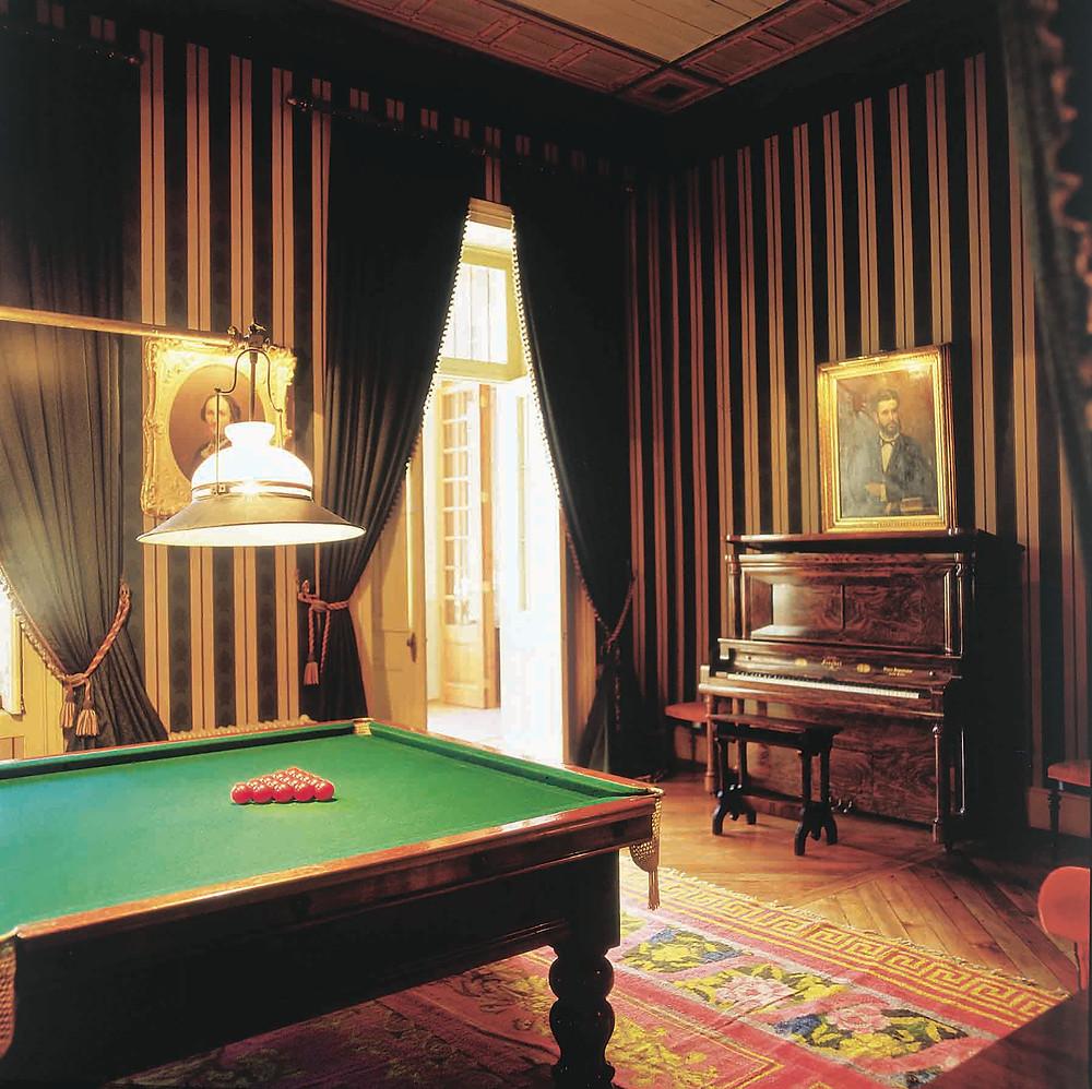 Şili Turu, Casa Real Hotel
