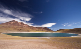 Lago Verde, Şili