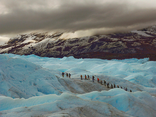 Perito Moreno Buzulu, Arjantin