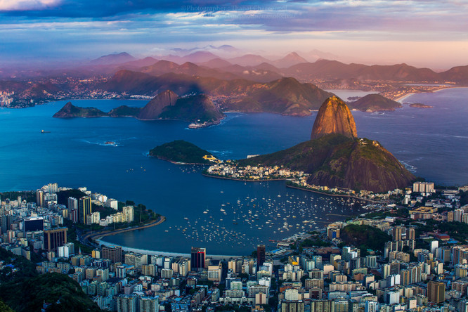 Rio de Janeiro, Brezilya