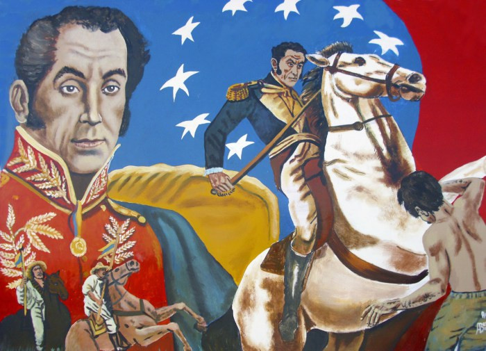 Simon Bolivar, Bolivya Turu