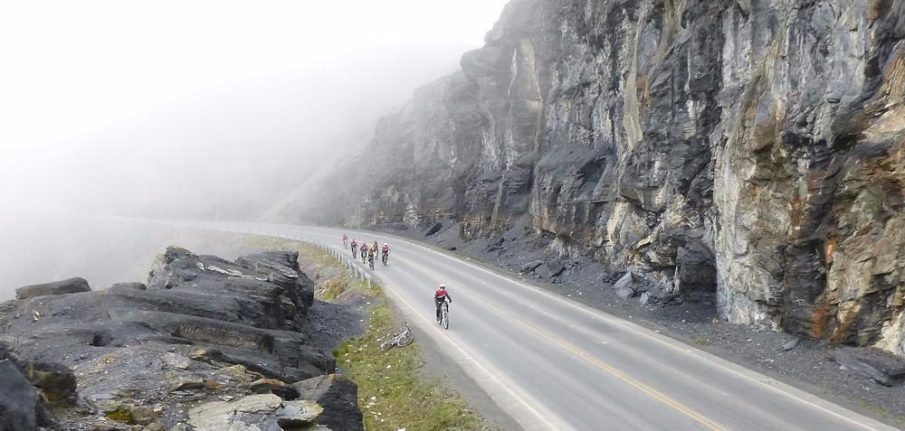 Bolivya Ölüm Yolu, Bolivya Turu