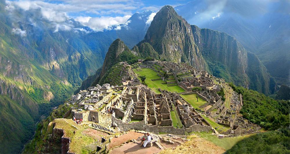 Gizemli Machu Picchu