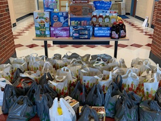 Louis L Redding Middle School Donation