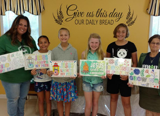 LifeHouse Church's Youth Group - Placemat Donation