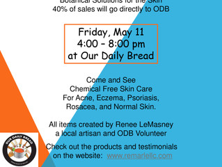 Our Daily Bread  - Fundraiser