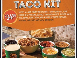 Hello Friends, Neighbors, and Taco Lovers!!!