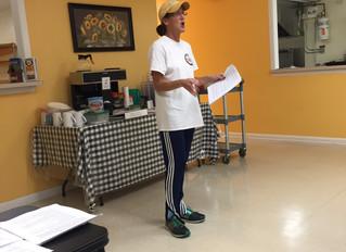 ODB Volunteer Training Kick Off