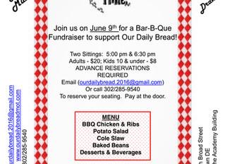 ODB Bar-B-Que Dinner Fundraiser