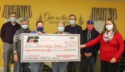 DE Farm Bureau Donation