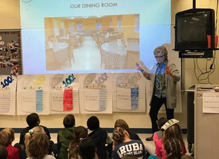 Ocean City Elementary School donates canned goods to Our Daily Bread