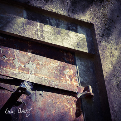 Rusted Metal and Cold Concrete