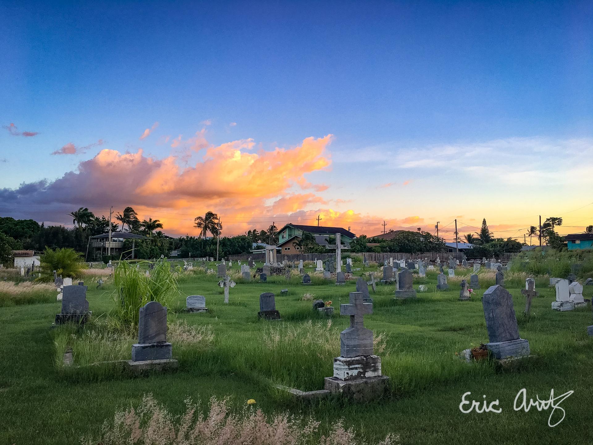 Hawaiian Graveyard, Maui