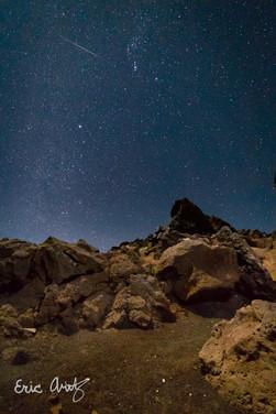 Night Falls on Haleakala