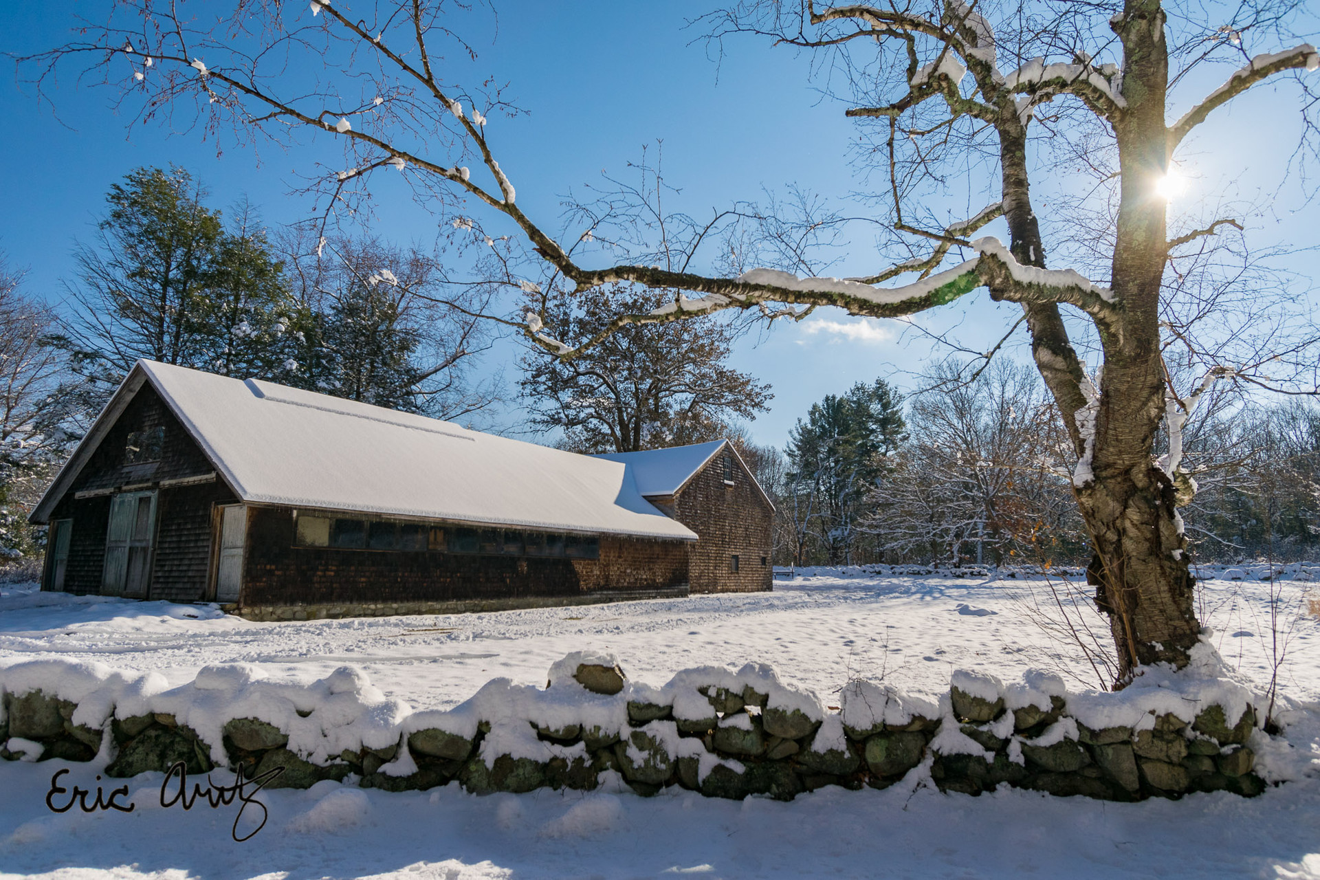 Frozen in Time, Minuteman Park
