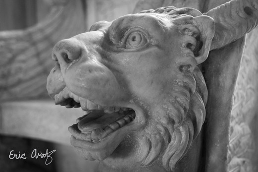 Animal Statue, Louvre