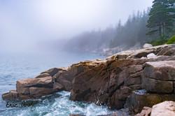 Rocky Coast, Acadia