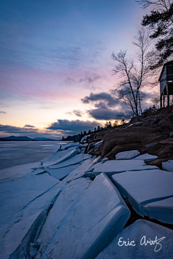 Icebreaker, Indian Lake