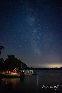 Milky Way Portrait, VT