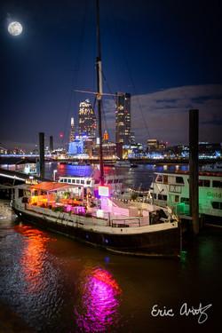 Riverboat, London