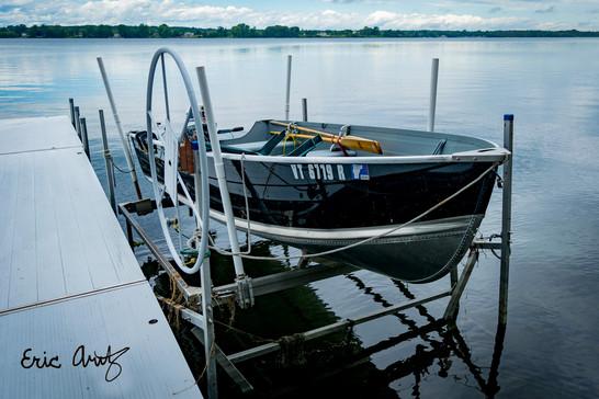 Rowboat, Lake Champlain