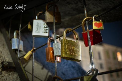 Love Locks, Milan