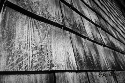 Textured Wooden Wall