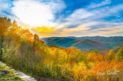 Autumn on Mount Greylock