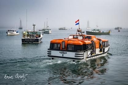 Water Taxi, Bar Harbor