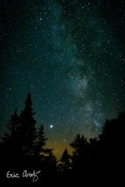 Night, The White Mountains