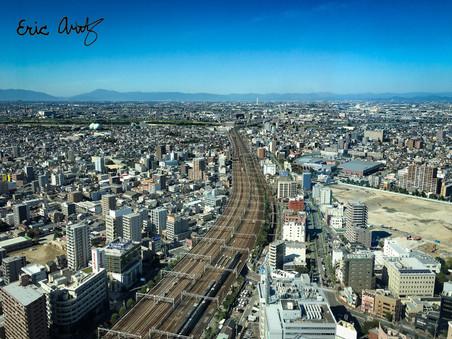 Urban Sprawl, Tokyo
