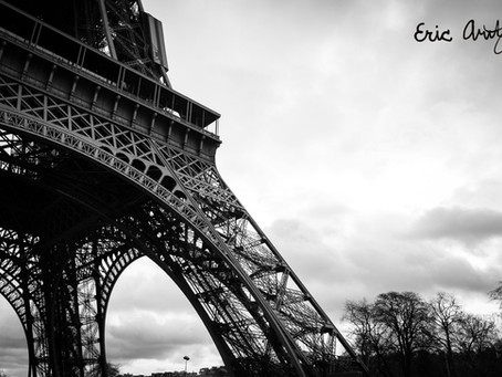 "Photographing Paris - ""Part Un"""