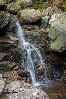 Carriage Road Waterfall