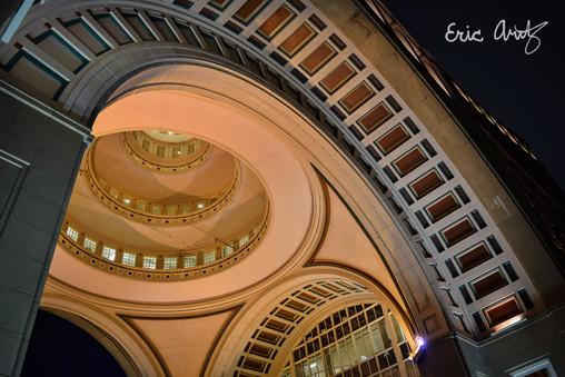 Dome, Boston Harbor Hotel