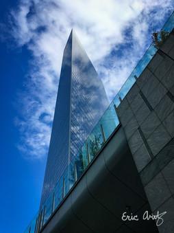 Skyscraper Meets the Sky