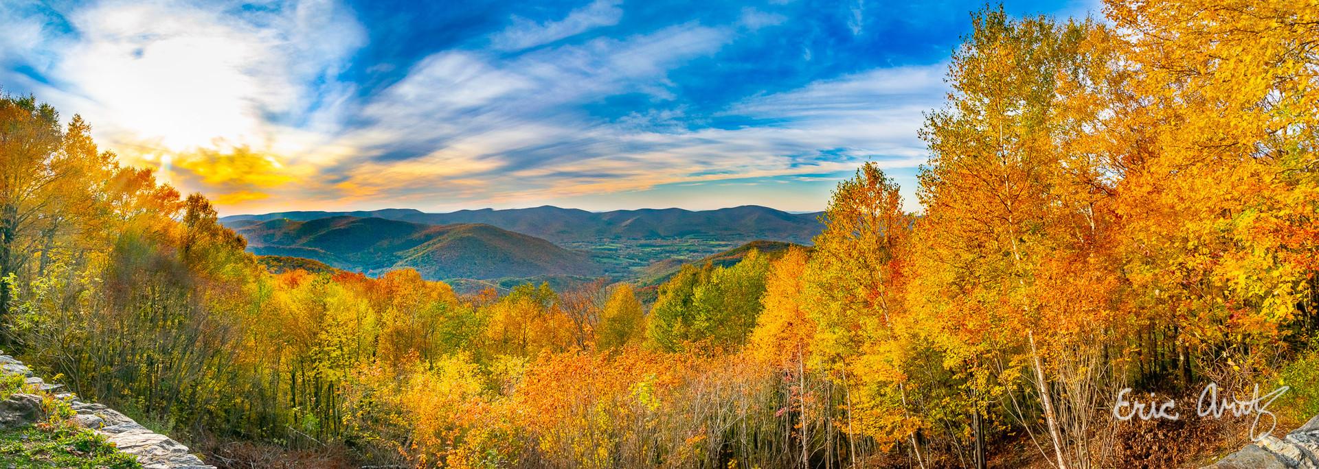 Mount Greylock Panorama