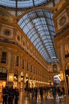 Galleria Vittorio Emanuele II at Night