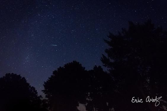 Meteor Over North Hero