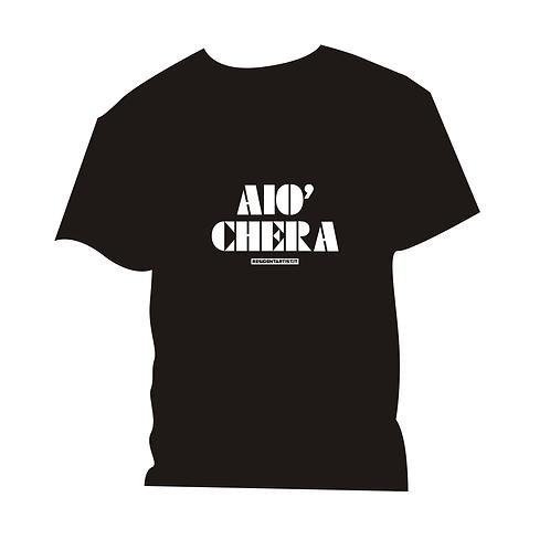 T-Shirt UOMO/DONNA - AIO' CHERA -