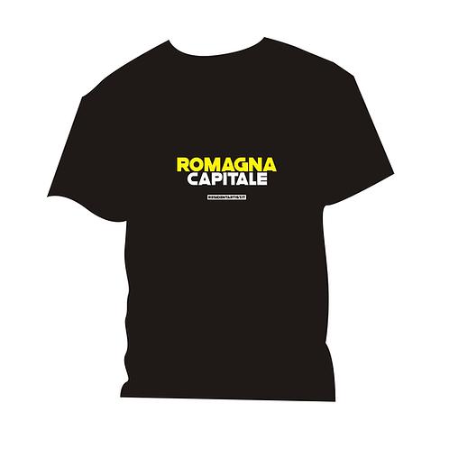 T-Shirt UOMO/DONNA - ROMAGNA CAPITALE -