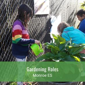 Gardening Roles
