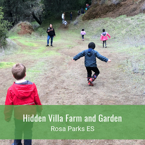 Hidden Villa Farm and Garden