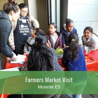 Farmers Market Visit