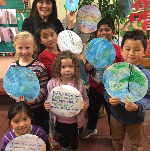 Earth Poetry at Lafayette ES