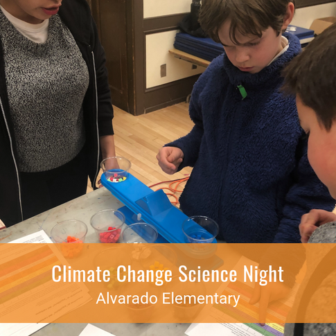 Climate Change Science Night